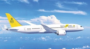 Royal Brunei Airlines Dreamliner