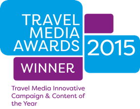 Travel Media Awards Winner badge