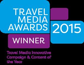 iambassador wins at Travel Media Awards 2015