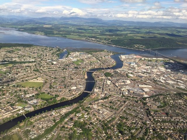Inverness - Capital of the Scottish Highlands and Gateway to Loch Ness.