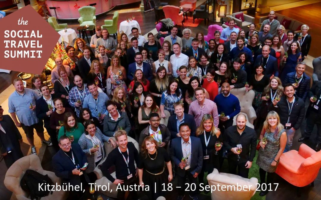 The Social Travel Summit Kitzbuehel 2017
