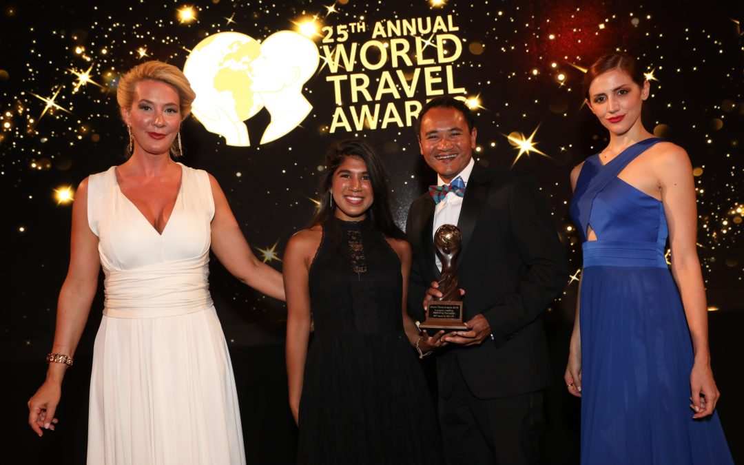 iambassador wins at World Travel Awards for 24 Hours in the UK campaign with VisitBritain