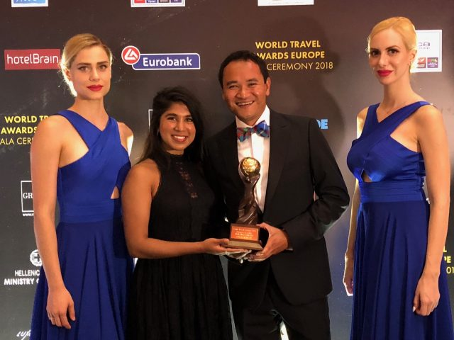 keith-jenkins-shelene-satar-world-travel-awards-2018-photo