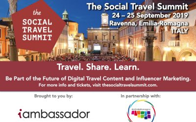 The Social Travel Summit 2019 goes to Ravenna!
